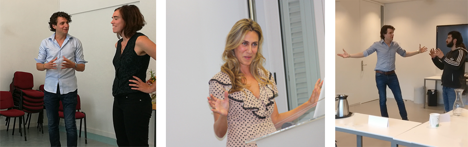 private public speaking coaching