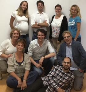 Teachers from school community Het Baken.