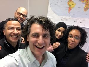 Teachers from high school de Poort